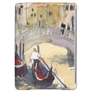 Venice Plein Air III Cover For iPad Air