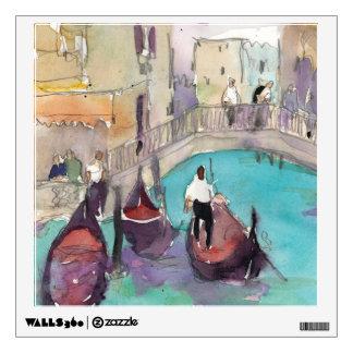 Venice Plein Air Wall Sticker