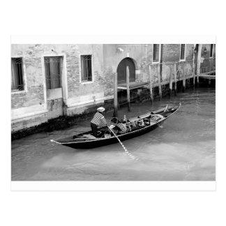 Venice Postcard