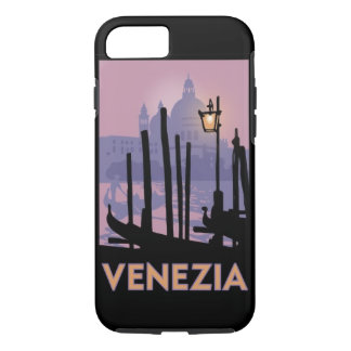 Venice Poster iPhone X/8/7 Tough Case