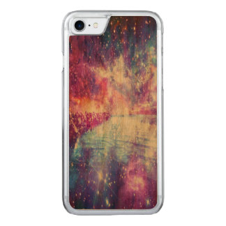 Venice Rainbow Universe Carved iPhone 8/7 Case