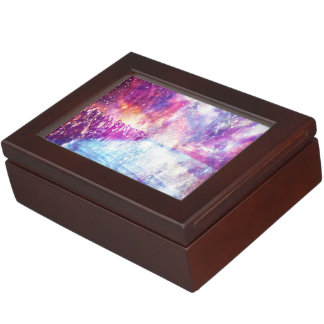 Venice Rainbow Universe Memory Box
