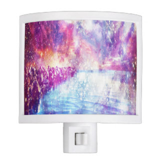 Venice Rainbow Universe Night Light