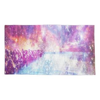 Venice Rainbow Universe Pillowcase