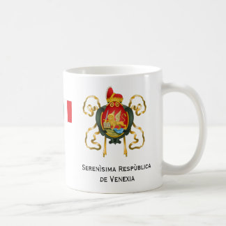 Venice Republic Historical Coffee  Mug