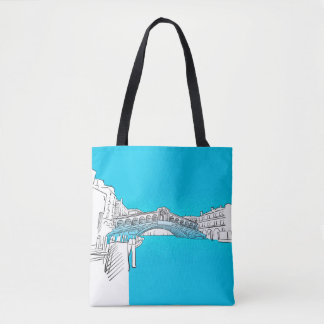 Venice Rialto Bridge bag