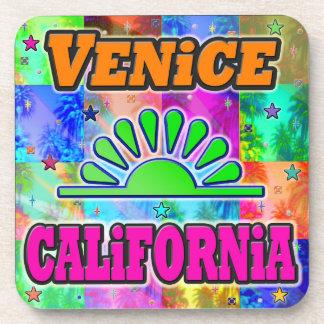 Venice Sun & Palms Coaster