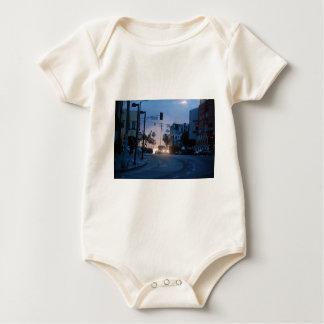 venice sunset baby bodysuit