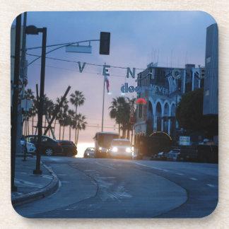 venice sunset coaster