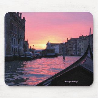 Venice Sunset Mouse Pad