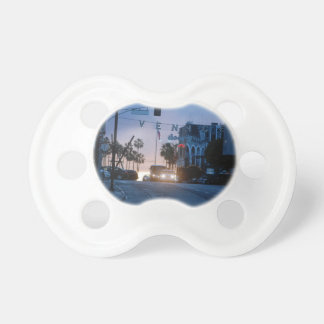 venice sunset pacifier
