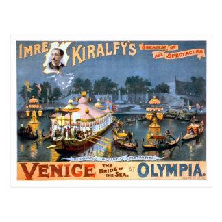 Venice, the Bride of the Sea Postcard