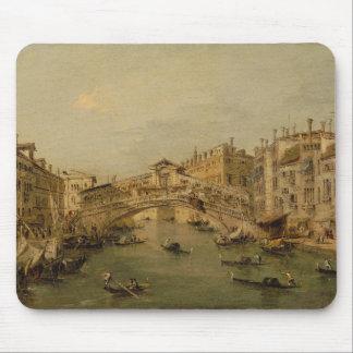 Venice The Rialto Mouse Pad