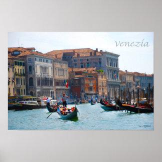 Venice,  Venezia poster