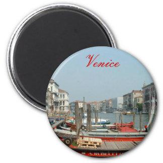VeniceRed, Venice Magnet
