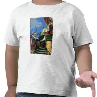 Venise a couronné entre la justice et la paix t-shirt