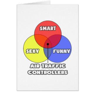 Venn Diagram .. Air Traffic Controllers Card