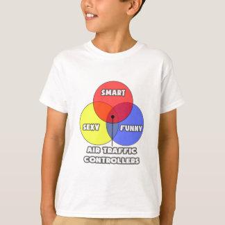 Venn Diagram .. Air Traffic Controllers T-Shirt