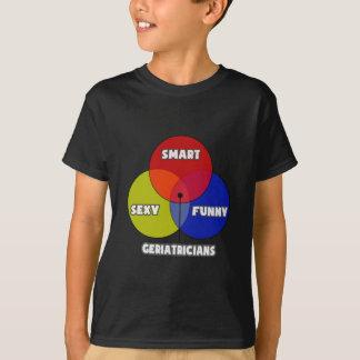 Venn Diagram .. Geriatricians T-Shirt