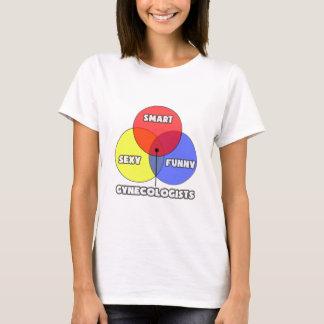 Venn Diagram .. Gynecologists T-Shirt