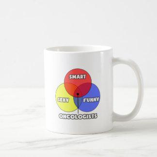 Venn Diagram .. Oncologists Coffee Mug