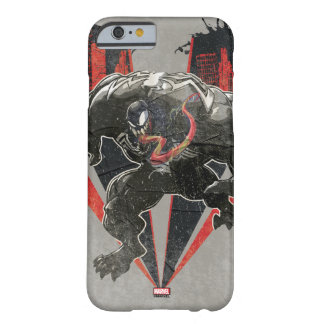 Venom Ink And Grunge Barely There iPhone 6 Case