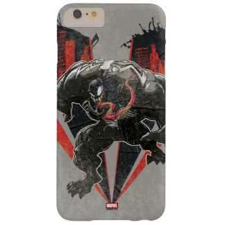 Venom Ink And Grunge Barely There iPhone 6 Plus Case
