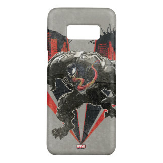 Venom Ink And Grunge Case-Mate Samsung Galaxy S8 Case