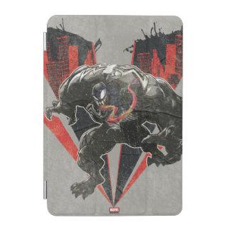 Venom Ink And Grunge iPad Mini Cover