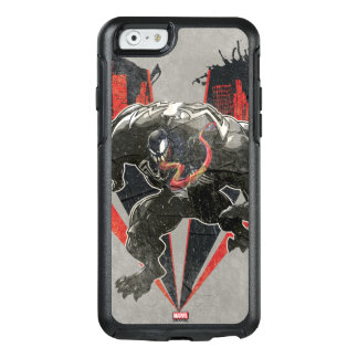 Venom Ink And Grunge OtterBox iPhone 6/6s Case