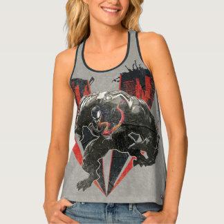 Venom Ink And Grunge Tank Top