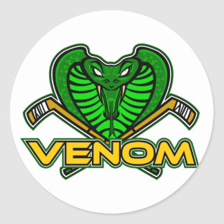 Venom Logo Sticker