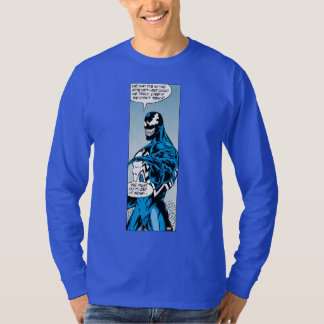 Venom Motivational Comic Panel T-Shirt