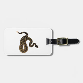 Venomous Bites Luggage Tag
