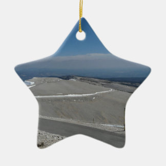ventoux ceramic ornament