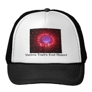 Ventris Trails End Resort Fireworks Hat