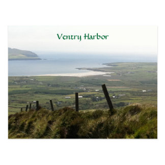 Ventry Harbor, Dingle, Kerry, Ireland Postcard