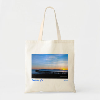 Ventura, Ca Sunset Tote Bag
