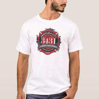 Ventura City Firefighter's Apparel T-Shirt