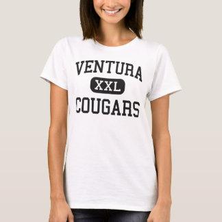 Ventura - Cougars - High - Ventura California T-Shirt