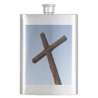 Ventura Cross Hip Flask