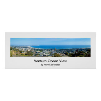 Ventura Ocean View Poster