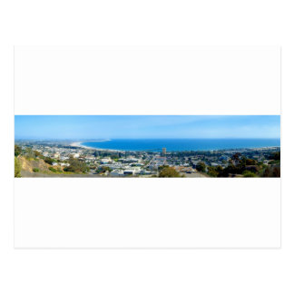 Ventura Panorama View Postcard