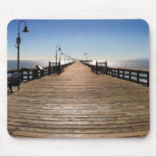 Ventura Pier Mouse Pad