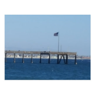 Ventura Pier Postcard