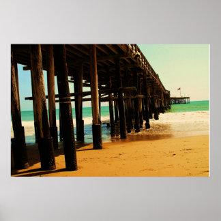 Ventura Pier Poster