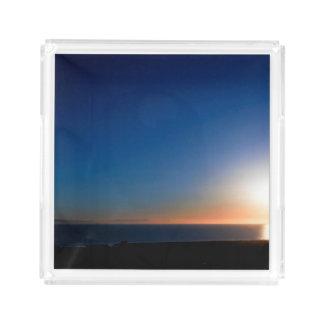 Ventura Sunset Acrylic Tray