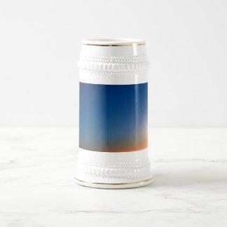 Ventura Sunset Beer Stein
