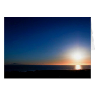 Ventura Sunset Card
