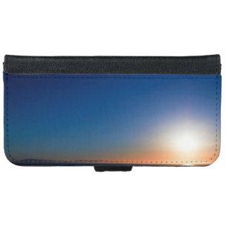 Ventura Sunset iPhone 6 Wallet Case